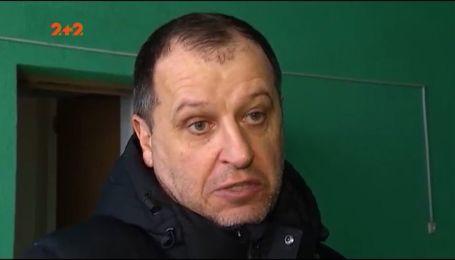 Вернидуб привітав новачків Зорі із дебютом у матчі проти Карпат