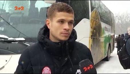 Футболисты Зари о победе над Карпатами: Все мысли были только о победе