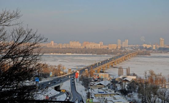 Кличко назвав кількість аварійних мостів у Києві