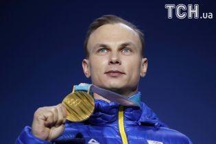 """Олімпійський чемпіон Абраменко ходив до білоруської спортсменки """"потренуватися"""" тримати золоту медаль"""