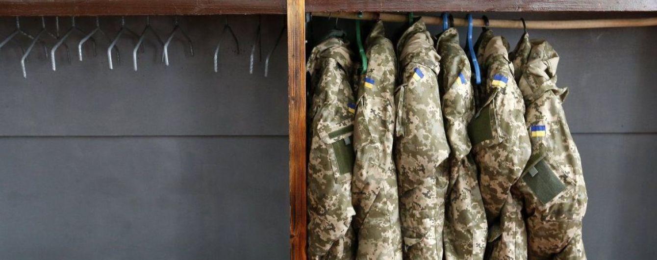 В Житомирской области во время военных учений умер десантник