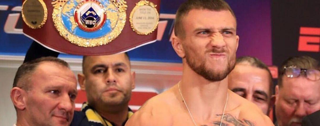 Концентрація та шалена реакція: Ломаченко показав, як буде бити наступного суперника