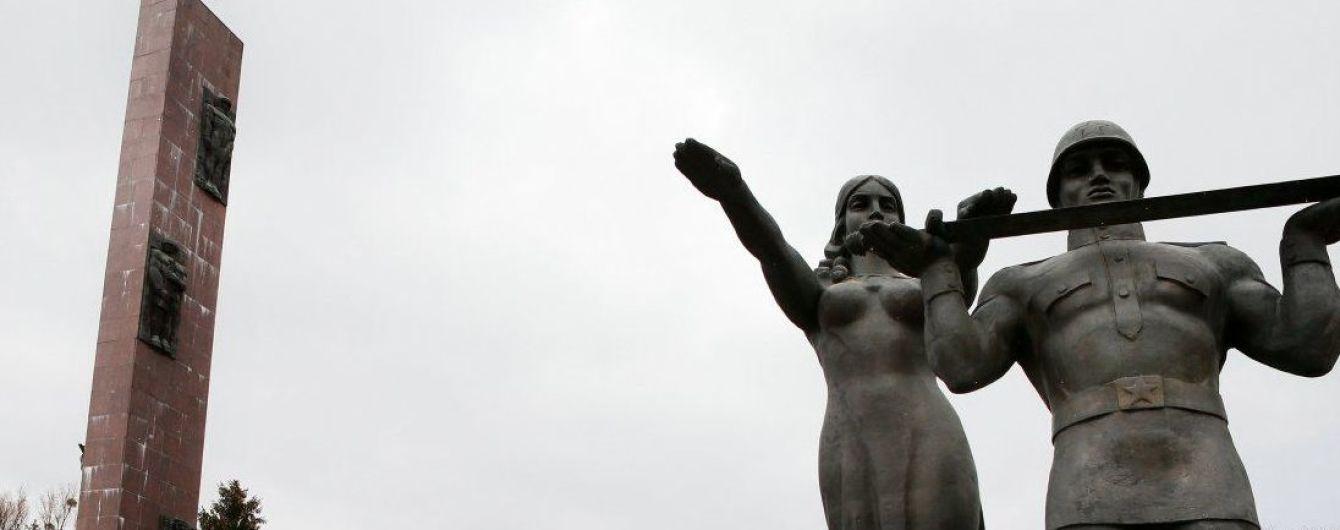 У Львові знесуть стелу Меморіалу Слави