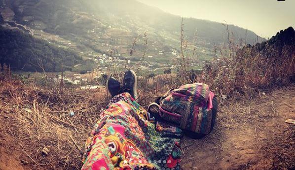 Наталя Могилевська у Непалі_2