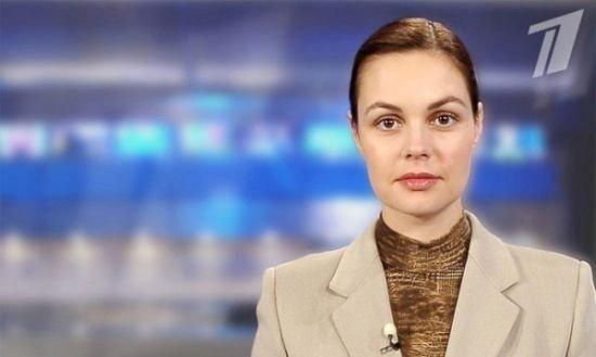 """Російський """"Перший канал"""" прибрав з головних новин """"улюблену ведучу Путіна"""""""