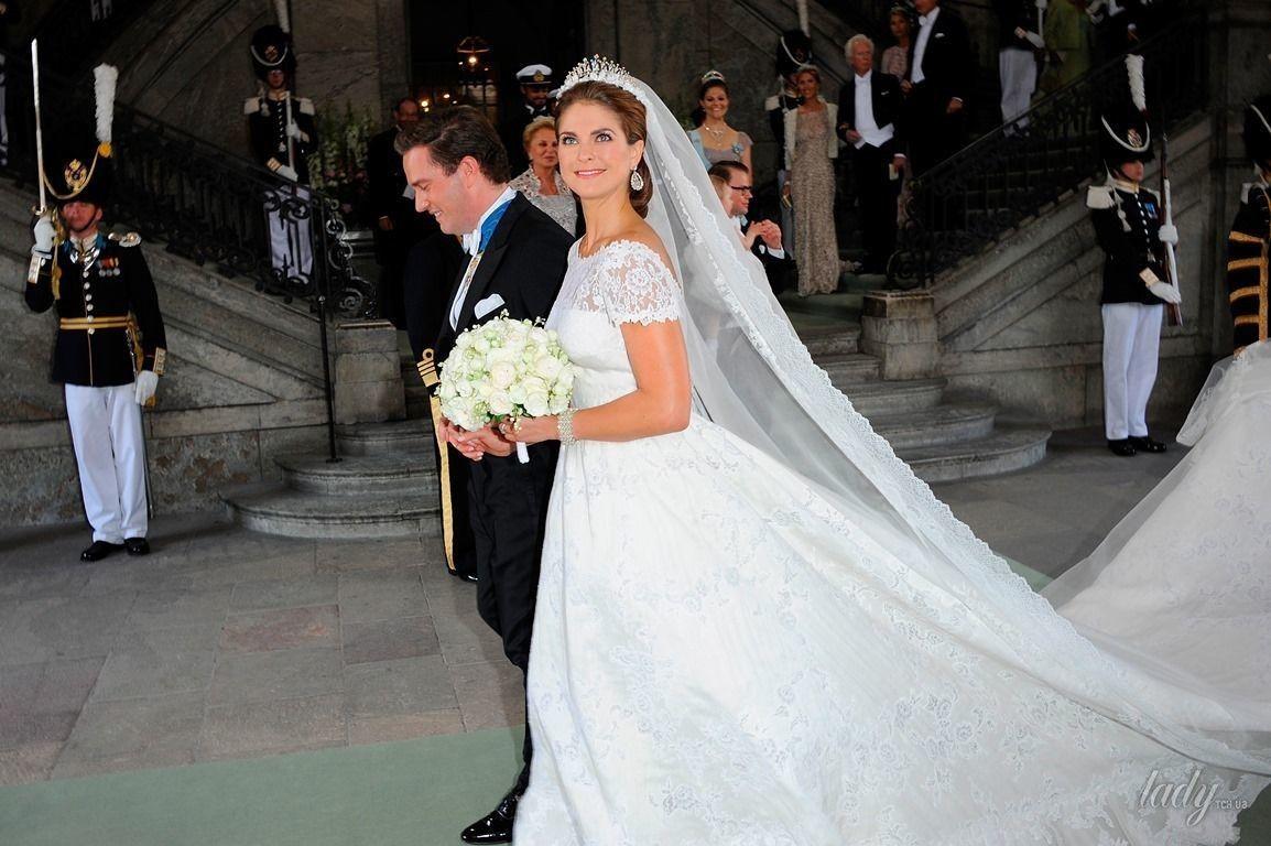 Свадебные платья королев и принцесс_1