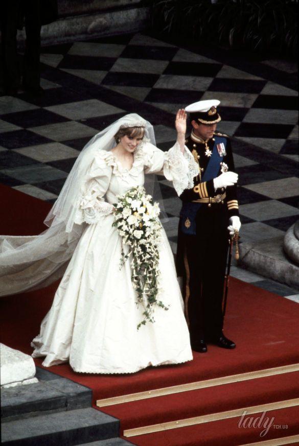 Свадебные платья королев и принцесс_9