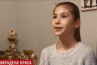 Маленька українка проти волі стала обличчям російського конкурсу краси