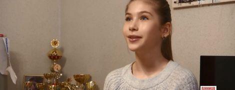 Маленькая украинка против воли стала лицом российского конкурса красоты