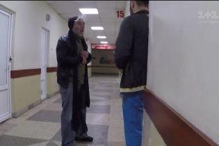 Окажут ли первую медицинскую помощь бездомному