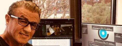 """""""Похороненный"""" юзерами Сильвестр Сталлоне с юмором отреагировал на новость о своей смерти"""
