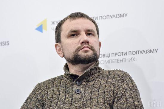 За три роки в Польщі 15 разів спаплюжили українські пам'ятники - В'ятрович