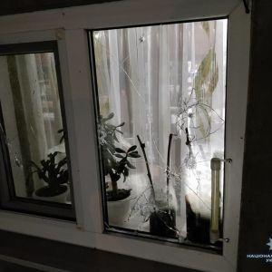 В Киевской области пьяный экс-АТОшник открыл стрельбу по соседям и бросил гранату в полицию