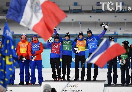 Олімпійські ігри 2018. Хто виграв медалі одинадцятого змагального дня