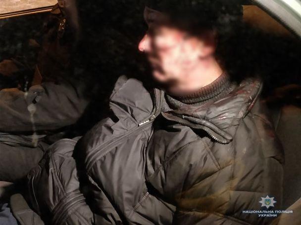 На Київщині п'яний екс-АТОвець відкрив стрілянину по сусідах і кинув гранату у поліцію