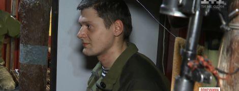 Участник самообороны Майдана стал морским пехотинцем и защищает передовые рубежинеподалеку Мариуполя