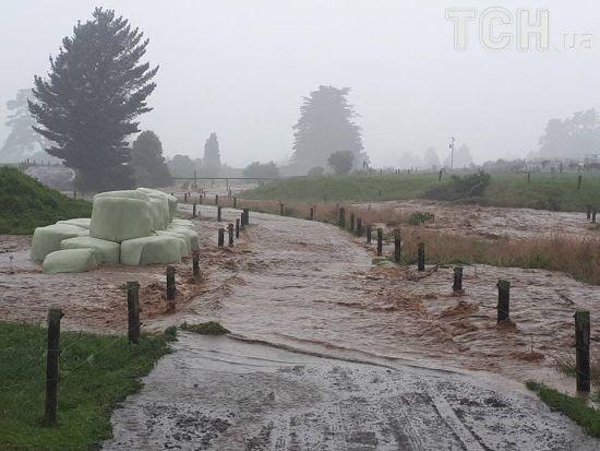 Біля берегів Нової Зеландії стався потужний землетрус