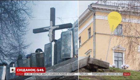 Здесь была революция: ТСН и фотограф Наталья Кравчук создали проект, посвященный Майдану
