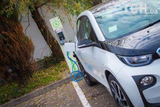Электромобили стимулируют развитие энергоресурсов в Украине