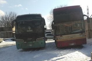 """СБУ блокувала нелегальні пасажирські перевезення з """"ЛНР"""" через Росію"""