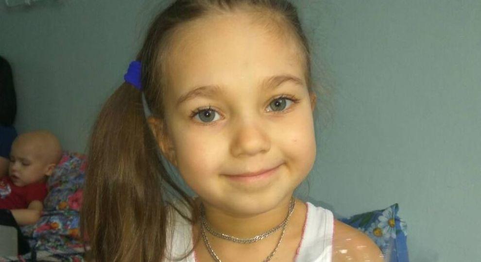 Допомоги в подоланні раку потребує 6-річна Валерія