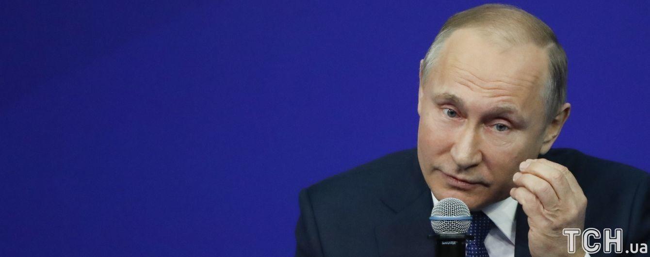 Почему Путин кичится перед Западом сверхновым ядерным оружием, когда Россия беднеет