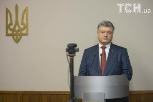 Критика РФ і вдячність кримчанам. Основні тези допиту Порошенка у справі держзради Януковича