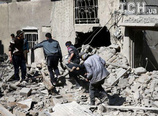 США назвали РФ відповідальною за звірства сирійських сил у Східній Гуті