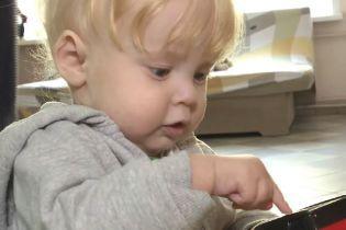 200 тисяч гривень потрібні для порятунку життя крихітного Русланчика
