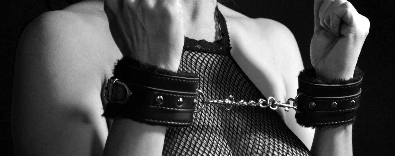 СБУ ликвидировала группировку, которая отправляла украинок в сексуальное рабство