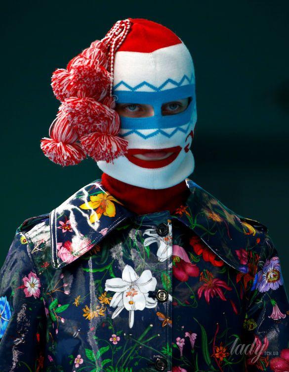 Показ коллекции бренда Gucci в Милане_7