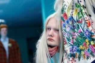 С головами вместо сумок: дизайнер бренда Gucci произвел фурор эпатажным шоу на Неделе моды в Милане
