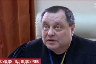 Затриманий за хабар у кабінеті Холодницького суддя з Дніпра повернувся на роботу
