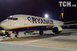 Лоукостер Ryanair розсекретив майбутні перші авіарейси з України до Європи