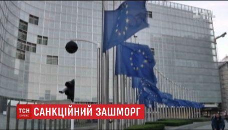 ЄС вирішив подовжити санкції проти Росії