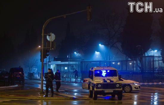 У Чорногорії невідомий жбурнув гранату у посольство США й підірвав себе
