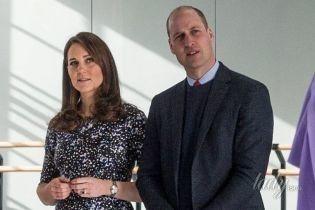 В дешевом платье любимой марки: обновка в гардеробе беременной герцогини Кембриджской