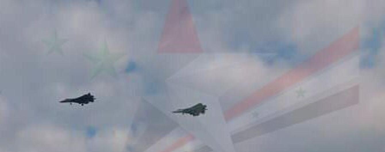 Росія перекидає до Сирії винищувачі п'ятого покоління Су-57
