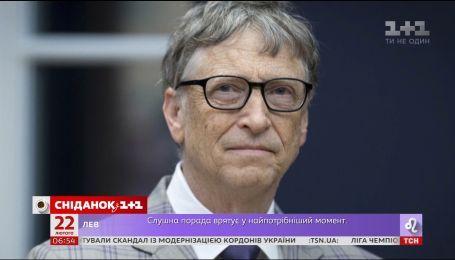 Мільярдер Білл Гейтс знову зіграє у кіно