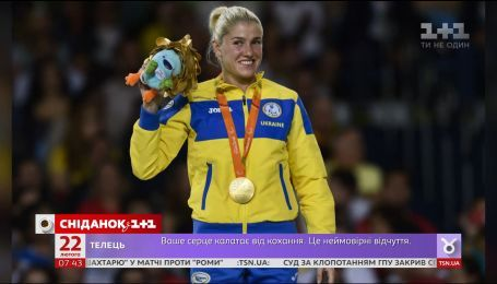 """Паралімпійська чемпіонка Інна Черняк розповіла про шлях до """"золота"""""""