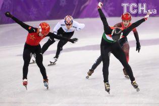 Олімпійські ігри 2018. Хто виграв медалі тринадцятого змагального дня