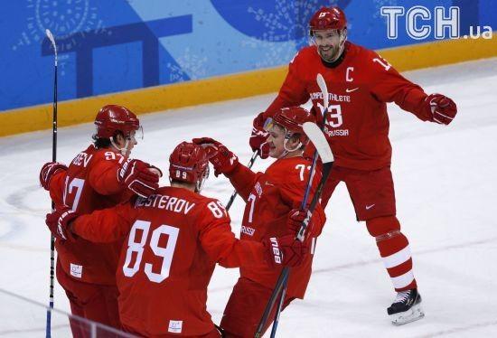 Росіяни за 100 євро хотіли підкупити збірну Чехії перед поєдинком 1/2 фіналу Олімпіаді з хокею