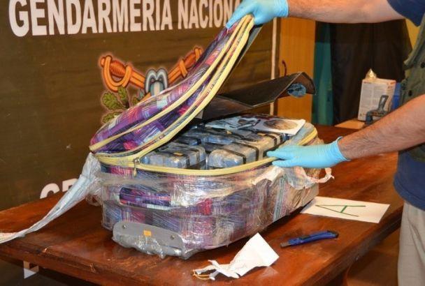 В русском посольстве вБуэнос-Айресе отыскали 400 кило кокаина