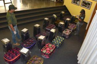 В российском МИДе подтвердили обнаружение 400 кг кокаина в посольстве в Аргентине