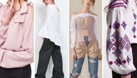Не платьем единым: 5 стильных образов для важного события