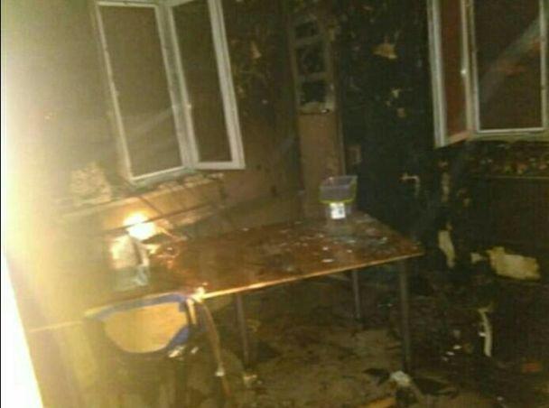 У Рівному спалили офіс місцевого ЗМІ: опубліковано фото наслідків