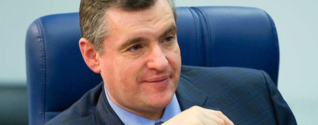 Скандальному депутату Держдуми РФ Слуцькому дали хабар у вигляді розкішного пентхауса - ФБК