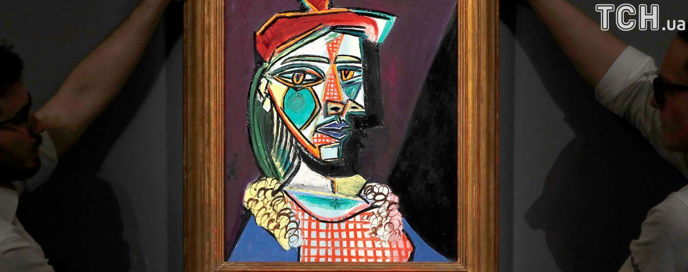 Шедевр з молотка. Картину Пікассо хочуть продати за 50 мільйонів доларів