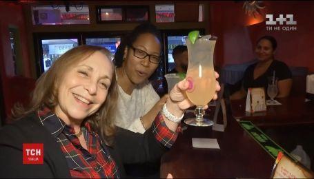 """В Нью-Йорке продают самый дорогой коктейль """"Маргарита"""""""