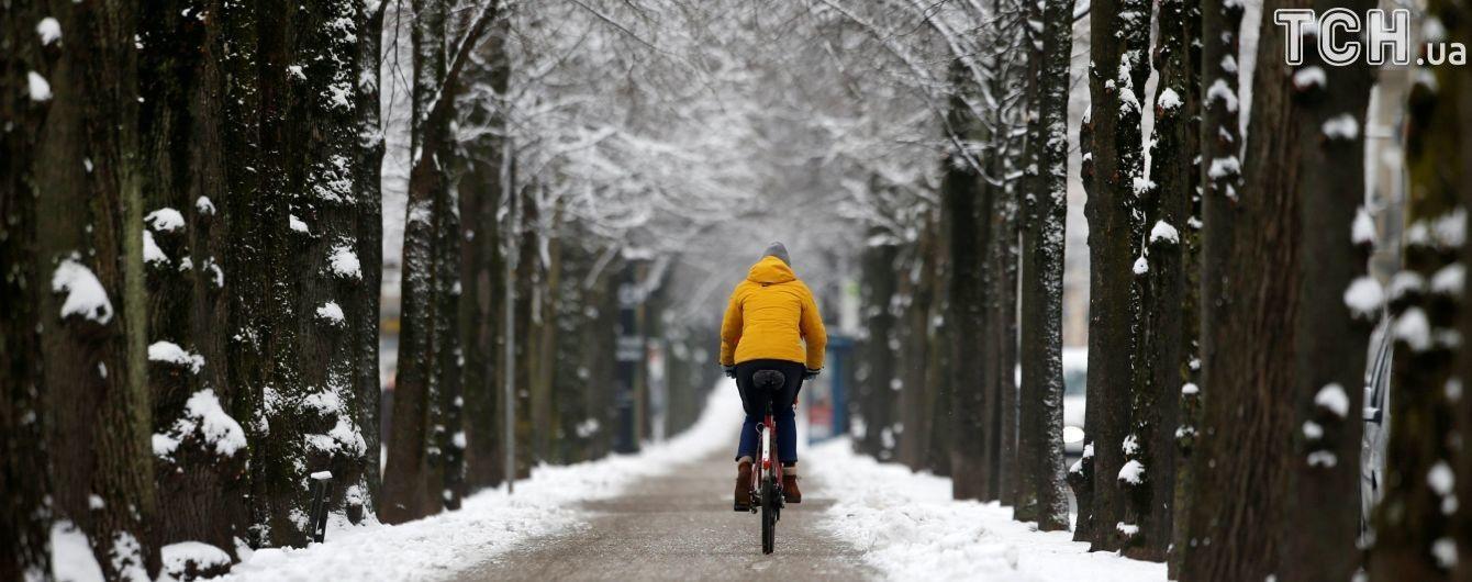 Весна в Украине начнется лютыми морозами. Прогноз погоды до 5 марта